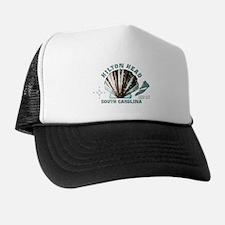 Hilton Head South Carolina Trucker Hat