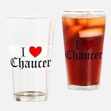 Unique Canterbury Drinking Glass