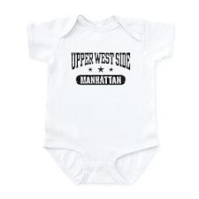 Upper West Side Manhattan Infant Bodysuit