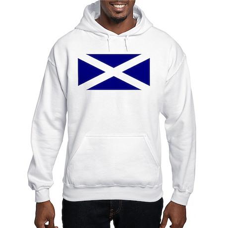 Scottish flag Hooded Sweatshirt