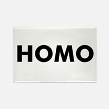 HOMO Rectangle Magnet