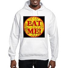 Eat Me Midnight Black Hoodie