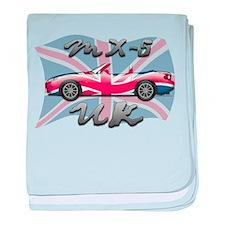 Mx 5 baby blanket