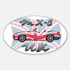 Flag-UK-b-NC Decal