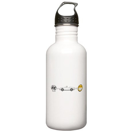 Supercharger fun Stainless Water Bottle 1.0L