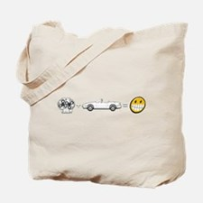Supercharger fun Tote Bag