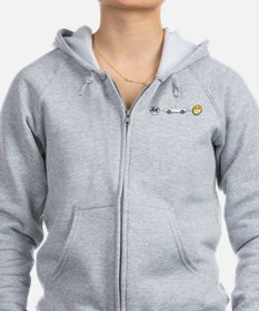 Supercharger fun Zip Hoodie