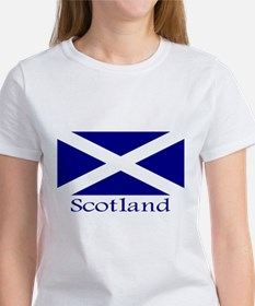 """Scotland"" Women's T-Shirt"