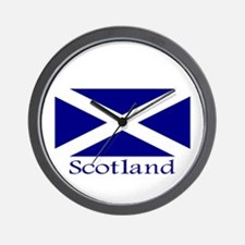 """Scotland"" Wall Clock"