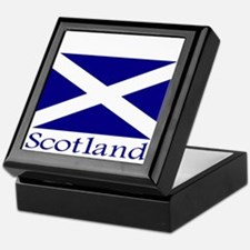 """Scotland"" Keepsake Box"