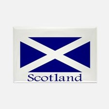 """Scotland"" Rectangle Magnet"