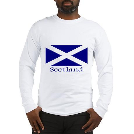 """Scotland"" Long Sleeve T-Shirt"
