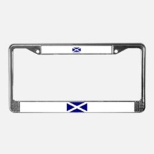"""Scotland"" License Plate Frame"