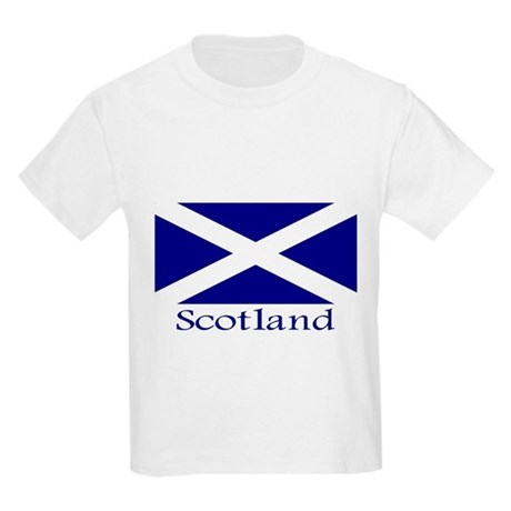 """Scotland"" Kids Light T-Shirt"