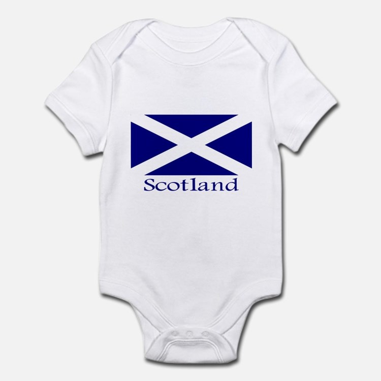 """Scotland"" Infant Bodysuit"