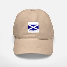 """""""Scotland"""" Baseball Baseball Cap"""