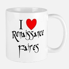 Unique Renaissance fair Mug