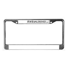 Funny Mx 5 License Plate Frame