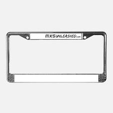 Cute Miata mx 5 License Plate Frame