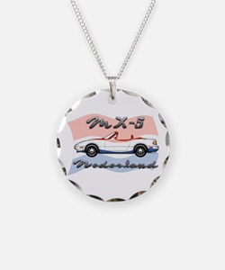 Funny Mx 5 Necklace