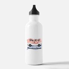 Cute Mazda mx 5 Water Bottle