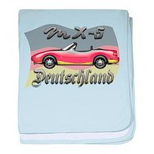 Unique Mx 5 baby blanket