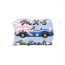 Mx 5 Aluminum License Plate