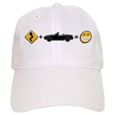 Curves + MX-5 = Fun Baseball Cap