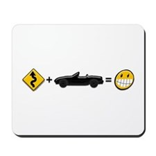Curves + MX-5 = Fun Mousepad