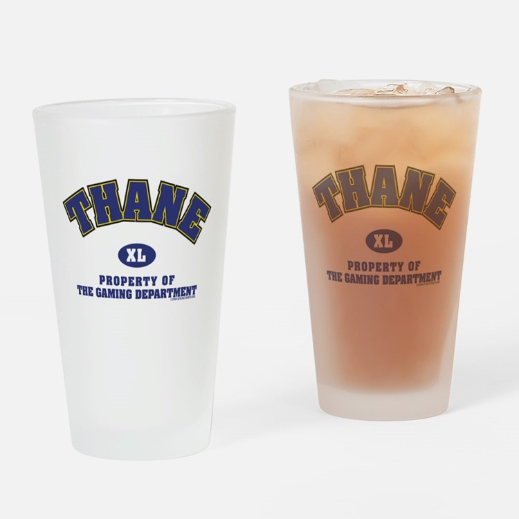 Thane Gaming Dept Drinking Glass