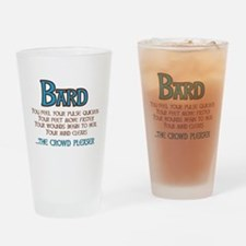 Bard: The Crowd Pleaser Drinking Glass