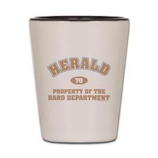 Herald EQ Shot Glass