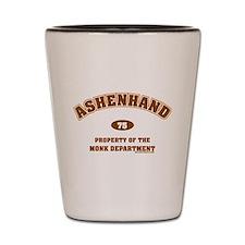 Ashenhand Shot Glass