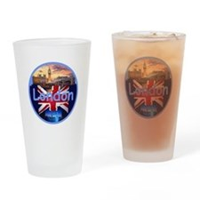 LONDON Drinking Glass