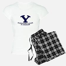 Everyone Loves a Cougar Pajamas