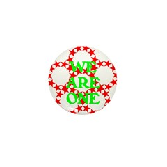 WE ARE ONE III Mini Button (100 pack)