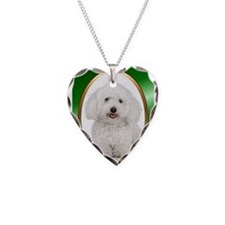 Bichon Frise Necklace
