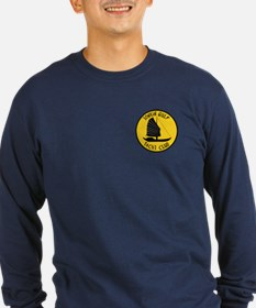 Tonkin Gulf Yacht Club Long Sleeve T-Shirt (Dark)