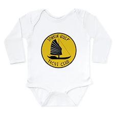 Tonkin Gulf Yacht Club Long Sleeve Infant Bodysuit