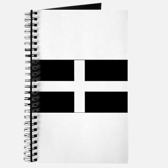 Cornish flag Journal