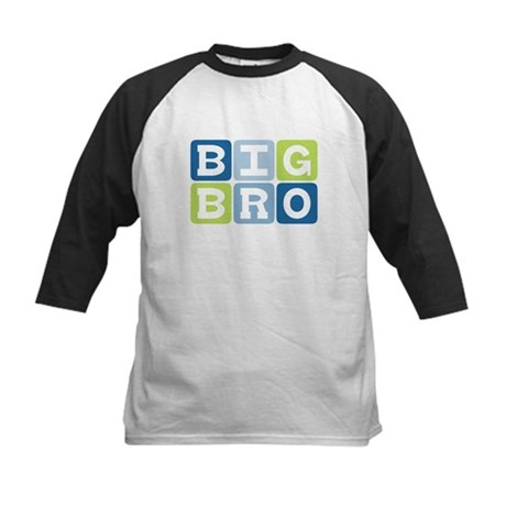 Big Bro Kids Baseball Jersey