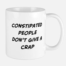 constipated people Mug