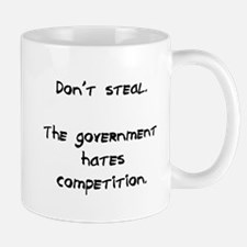 government steals Mug
