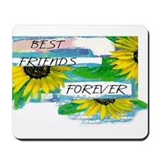 Best Friends Forever Mousepad