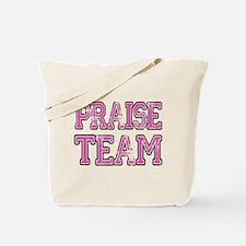 Cool Praise Tote Bag