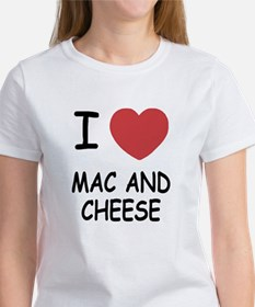 I heart mac and cheese Tee