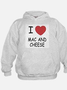 I heart mac and cheese Hoodie