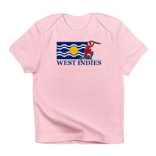 West Indies Cricket Player Infant T-Shirt