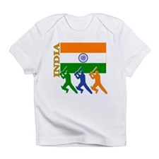 India Cricket Infant T-Shirt