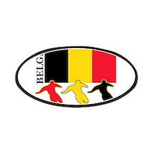 Belgium Soccer Patches
